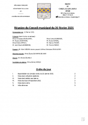 compte-rendu municipal 2021.02.26