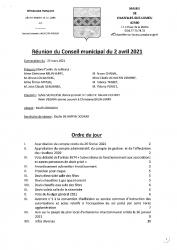 compte-rendu municipal 2021.04.02